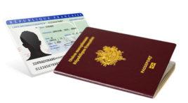 Carte Nationale d'Identité / Passeport