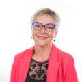 """Marie-France MOIGNOT, 5ème adjointe au Maire """"activités associatives et culturelles"""""""