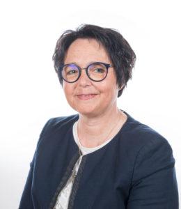 """Sophie RIOULT, 1ère adjointe au maire """"affaires scolaires et périscolaires"""""""