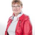 """Bernadette MALANDAIN, 3ème adjointe au Maire """"affaires sociales"""""""